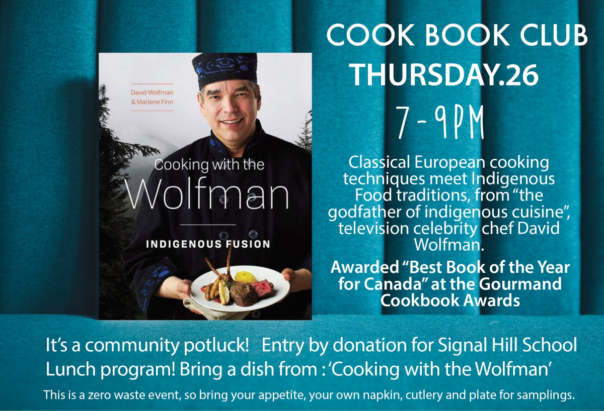 COOKBOOK-CLUB April 26 2018