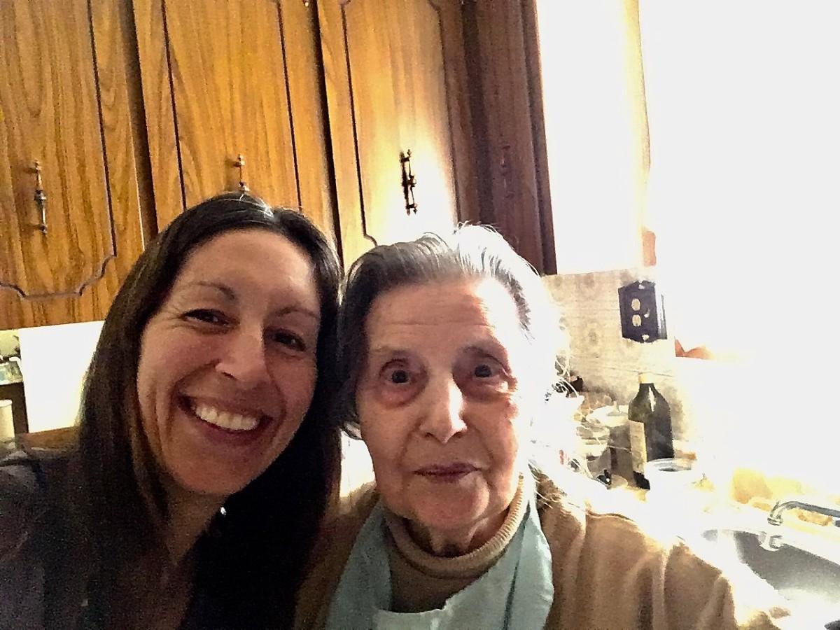 Nonna Selfie